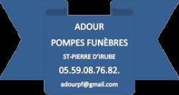 Adour Pompes Funèbres